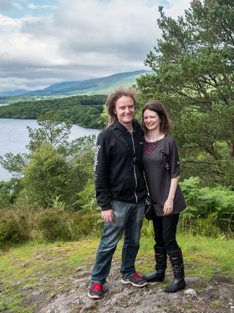hiking things to do in Loch Lomond & the Trossachs National Park