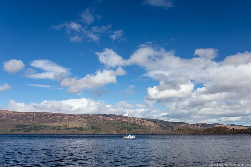 Loch Lomond things to do in Loch Lomond