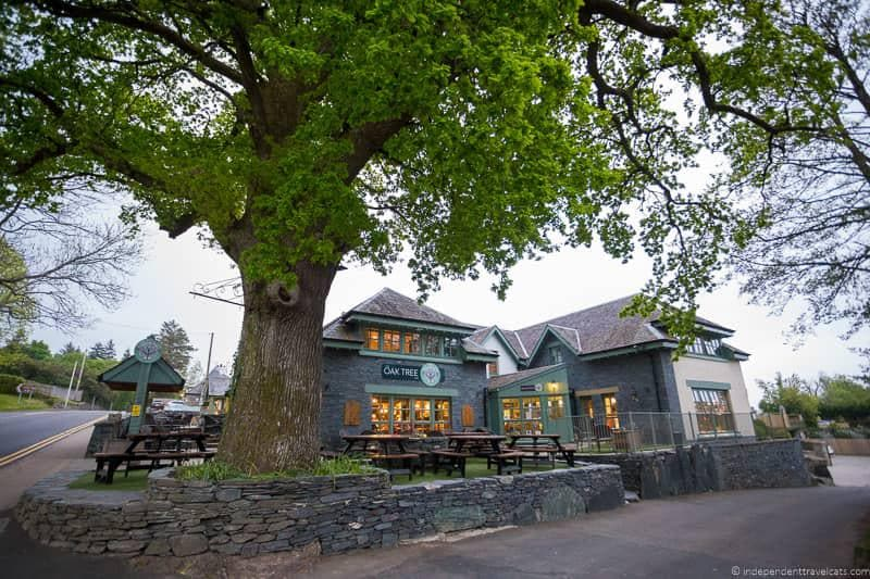 Oak Tree Inn things to do in Loch Lomond & the Trossachs National Park
