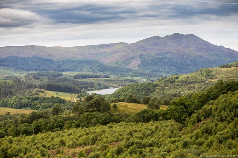 Queen Elizabeth Forest Park things to do in Loch Lomond & the Trossachs National Park