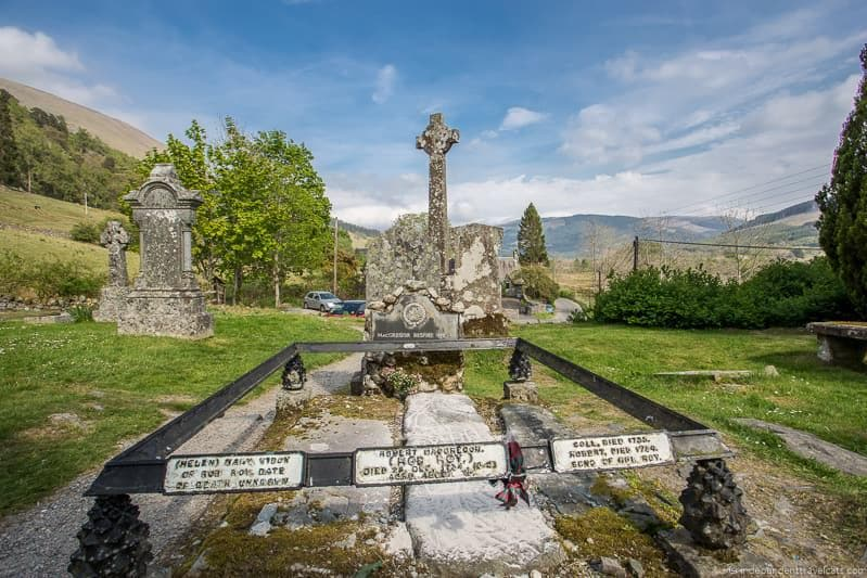 Rob Roy grave things to do in Loch Lomond & the Trossachs National Park