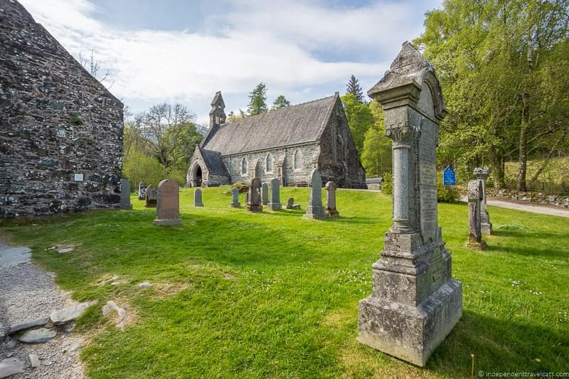 Balquhidder Church things to do in Loch Lomond & the Trossachs National Park