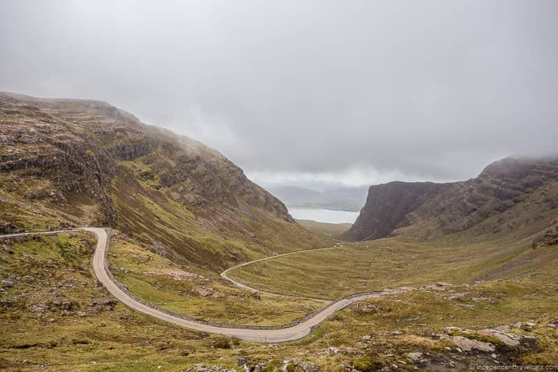 Bealach na Ba North Coast 500 road trip guide