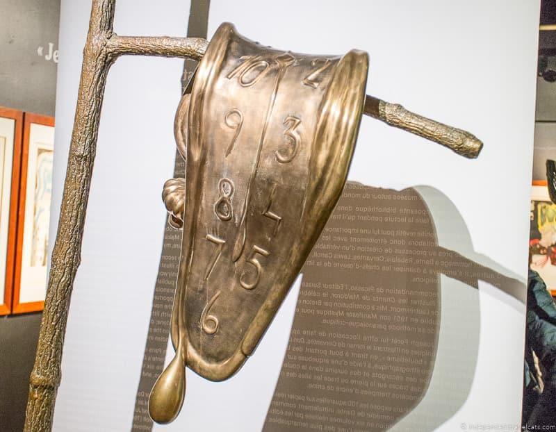 Dali Museum Paris Pass review worth it