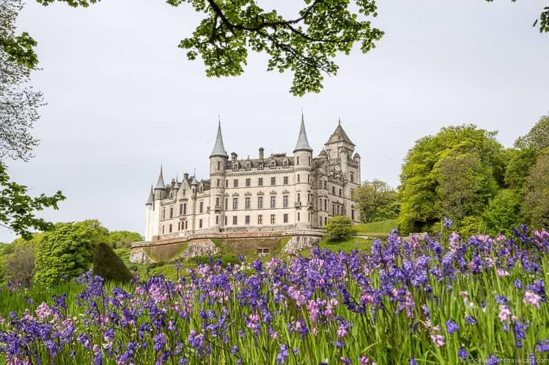 Dunrobin Castle North Coast 500 road trip guide