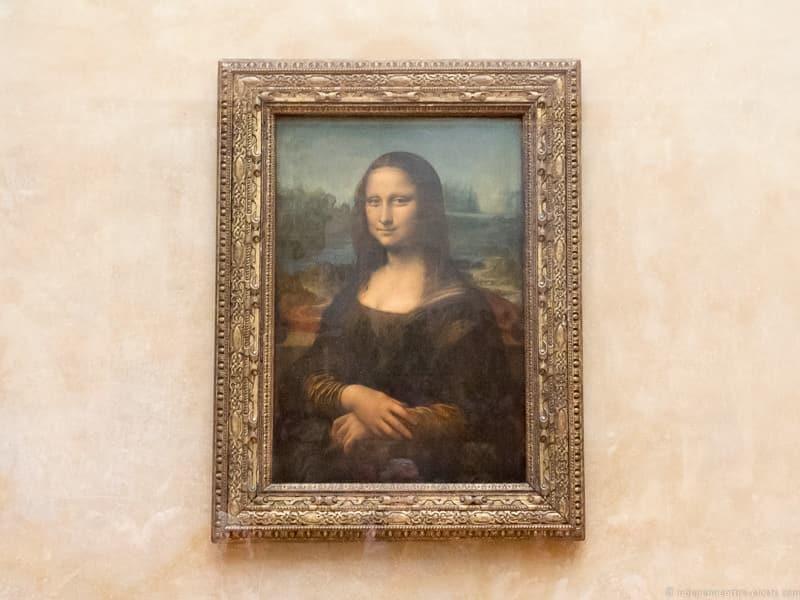 Musée du Louvre Mona Lisa Paris Pass review worth it