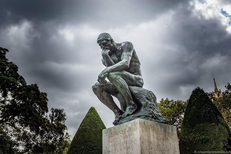 Rodin Museum Paris Pass review worth it