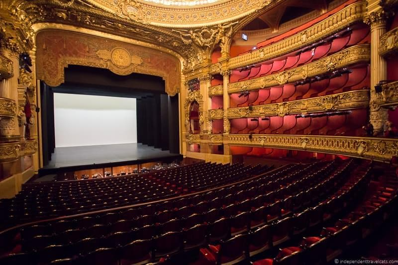 Paris Opera Garnier Paris Pass review worth it