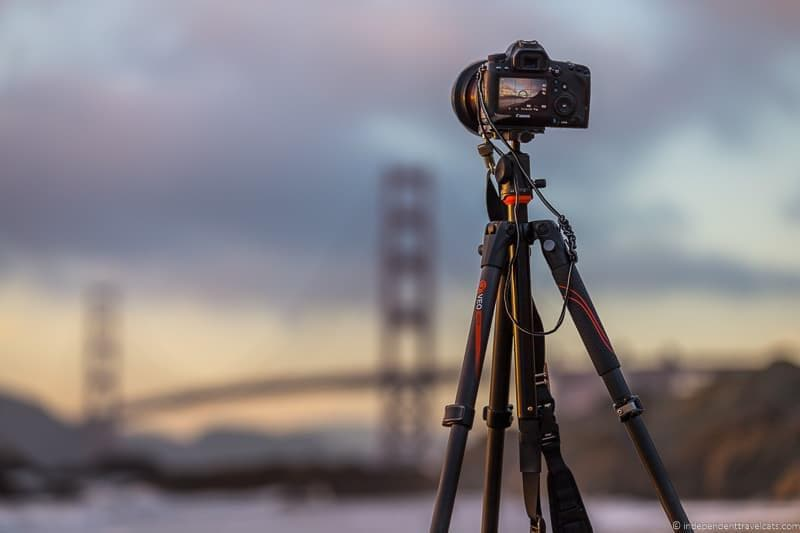 need a travel tripod travel with a tripod