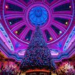 The Dome Christmas in Edinburgh Scotland December