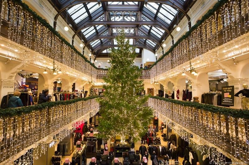 Celebrating Christmas in Edinburgh Scotland: A December Guide