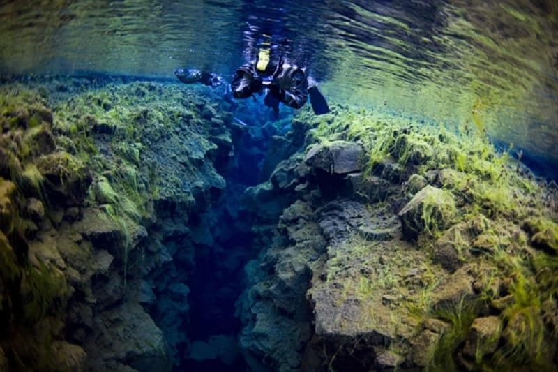 snorkeling rift Iceland in winter activities day trips tours