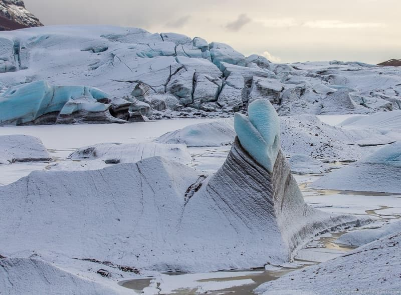 glacier Iceland in winter activities day trips tours