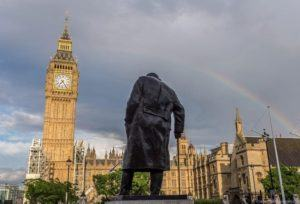 Churchill in London: A Guide to Winston Churchill Sites in London