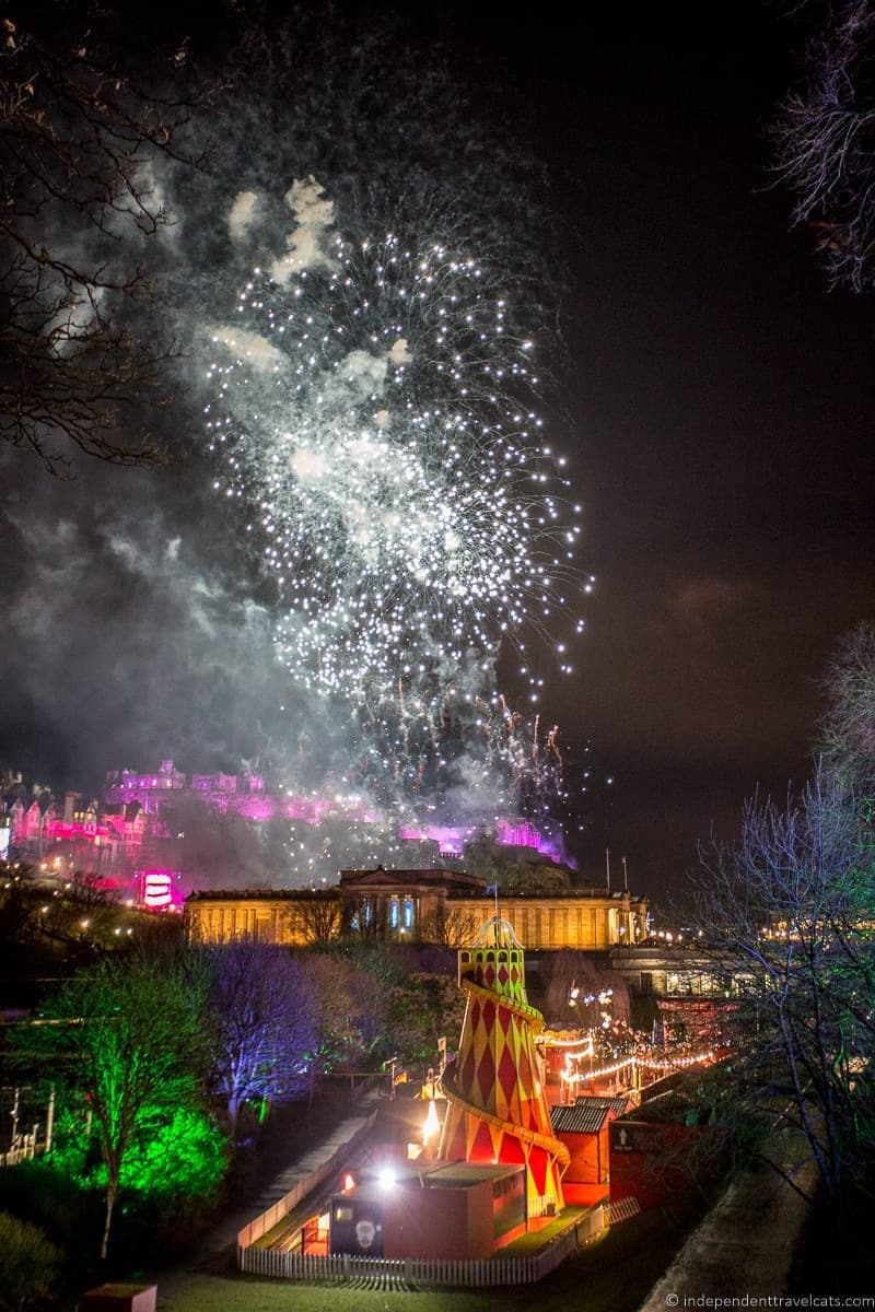 Hogmanay 2019: A Guide to Celebrating New Years in Edinburgh Scotland
