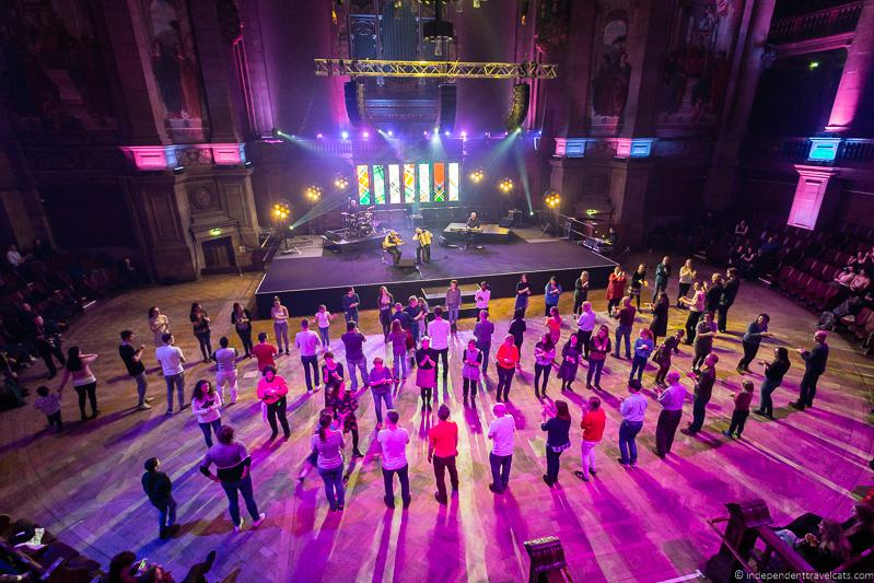 First Footers Family Ceilidh McEwan Hall Edinburgh's Hogmanay Hogmanay in Edinburgh New Year's Eve