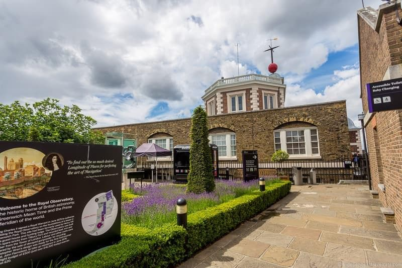 Royal Observatory Greenwich Visiting the UNESCO World Heritage Sites in London