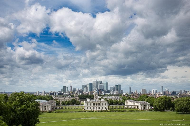Greenwich Park Visiting the UNESCO World Heritage Sites in London