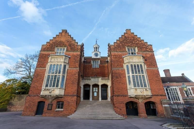 Harrow School Winston Churchill in London sites attractions England UK