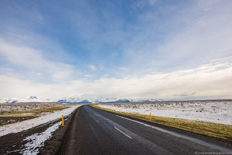 Complete Guide to Driving in Iceland in Winter - Independent Travel Cats