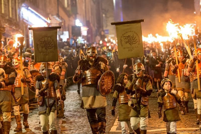 torchlight procession Edinburgh Hogmanay in Edinburgh Scotland New Year's Eve festival
