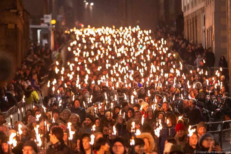 Torchlight Procession The Hub Edinburgh's Hogmanay Hogmanay in Edinburgh New Year's Eve