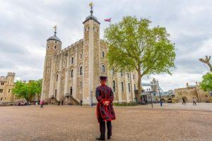 Visiting the UNESCO World Heritage Sites in London
