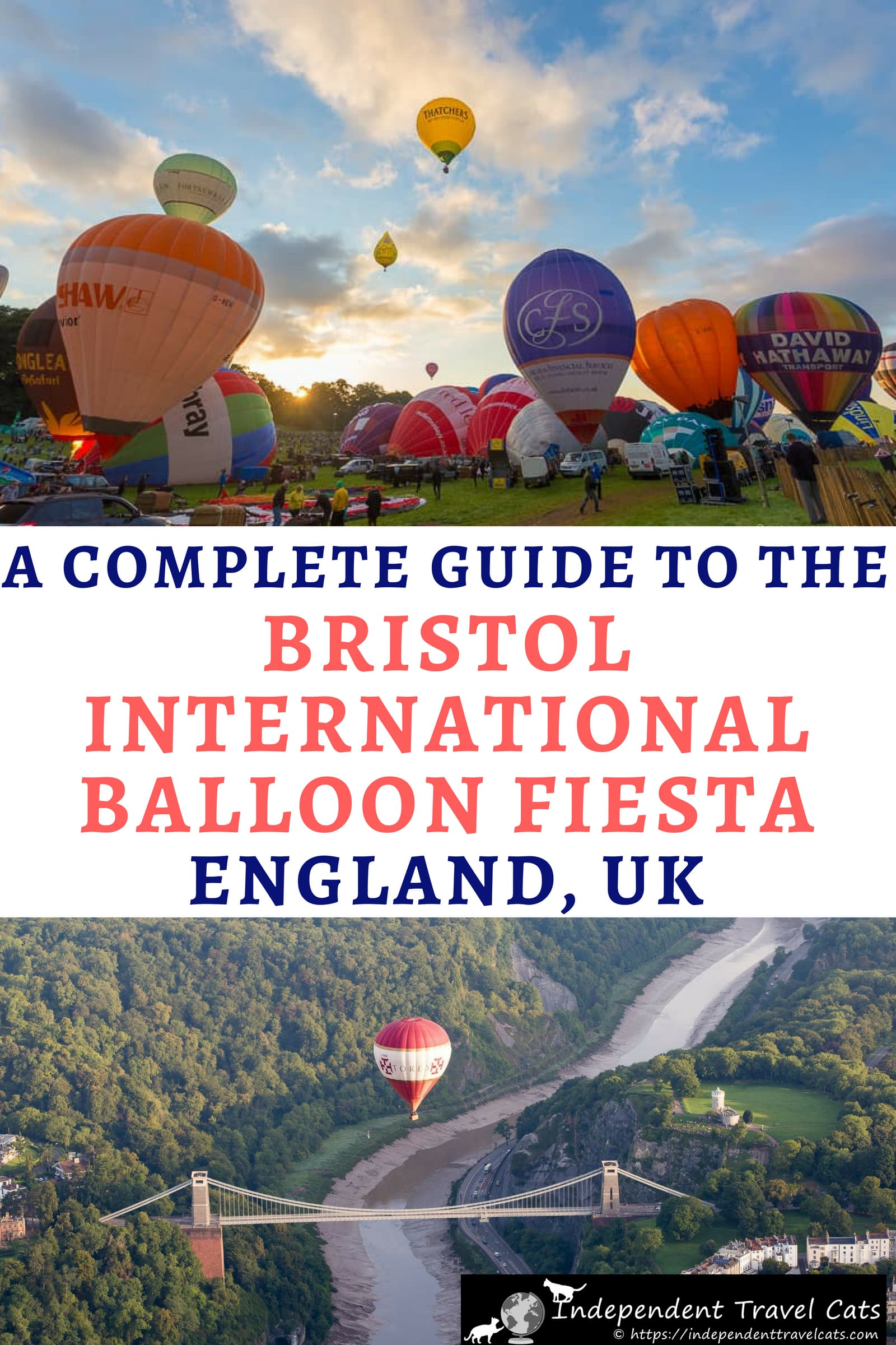 Guide To The Bristol Balloon Fiesta 2019 Tips Tricks
