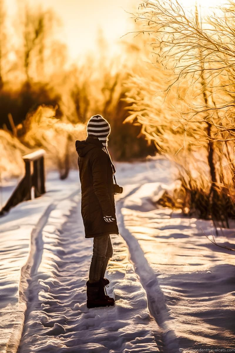 Finland packing list for winter what to pack cold weather