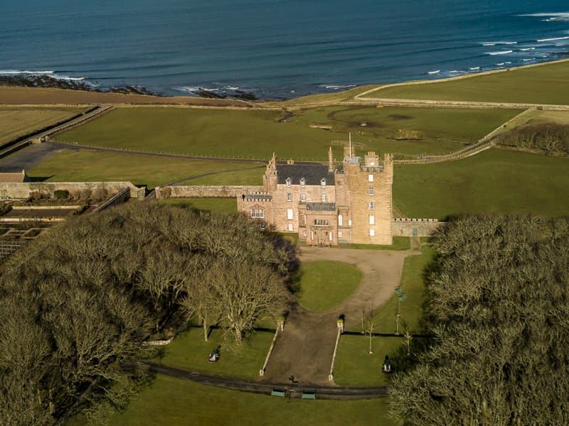 Castle of Mey reasons to drive North Coast 500 NC500