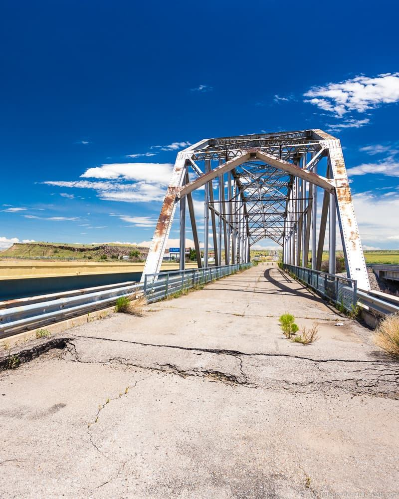 Rio Puerco New Mexico Route 66 itinerary detailed guide