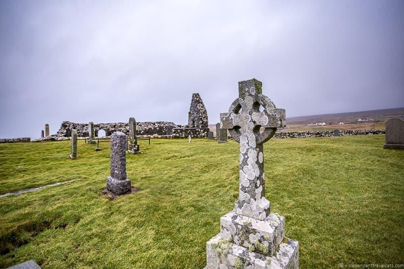 Trumpan Church how to avoid crowds on the Isle of Skye