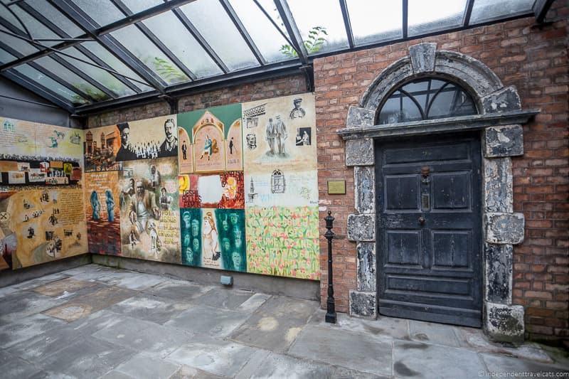 James Joyce Centre 3 days in Dublin itinerary Ireland