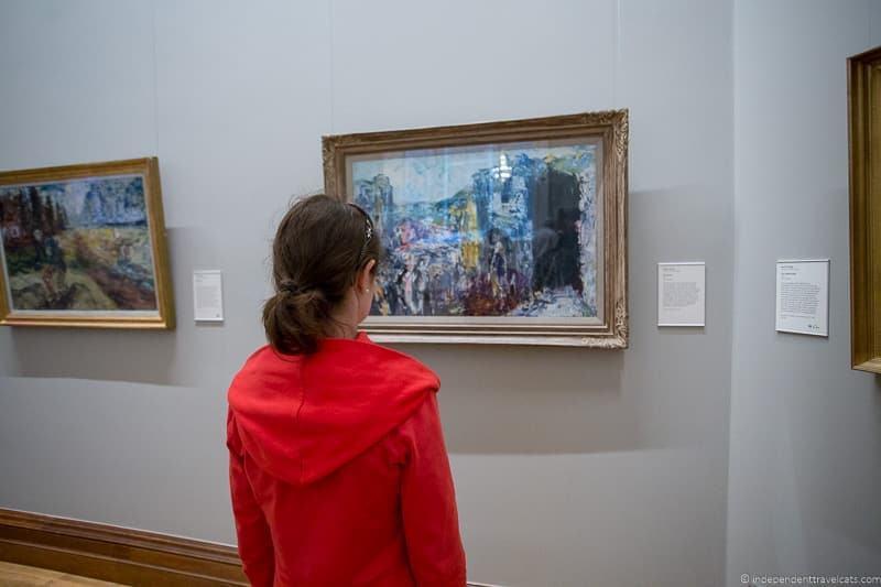National Gallery of Ireland 3 days in Dublin itinerary Ireland