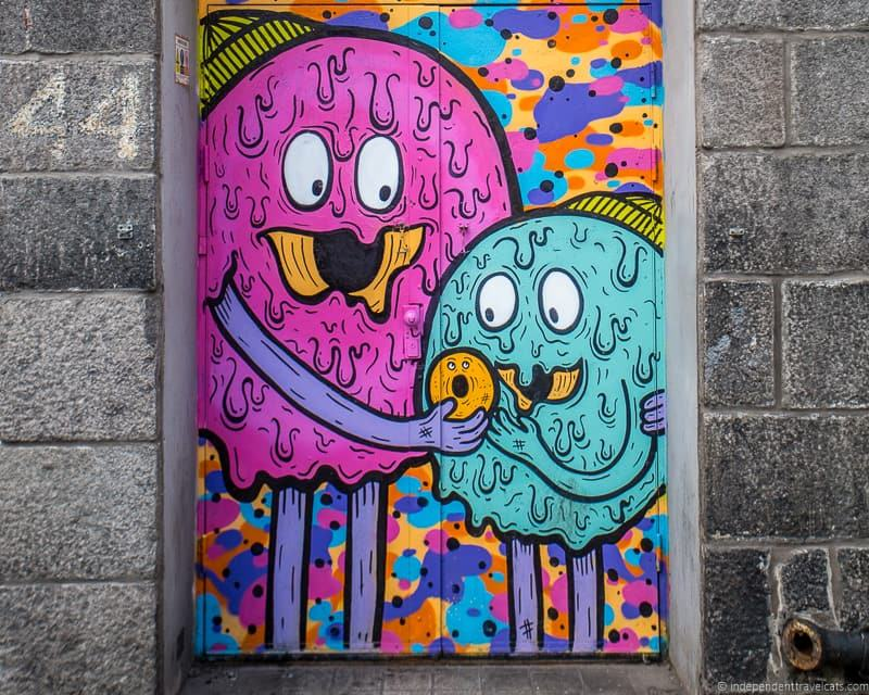 Aberdeen street art