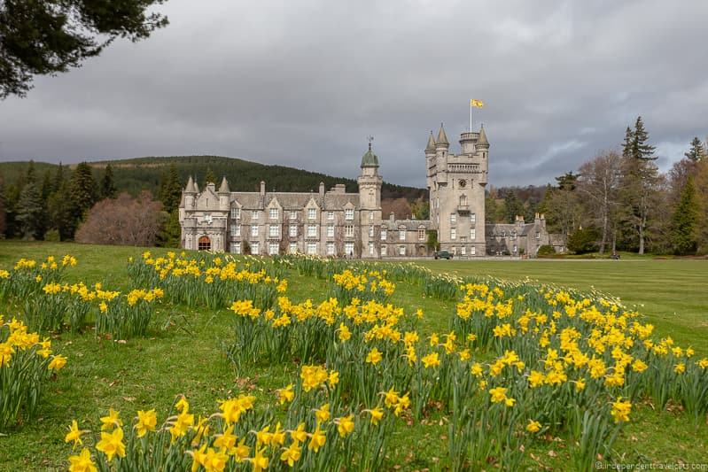 Balmoral Castle things to do in Aberdeen Scotland travel guide
