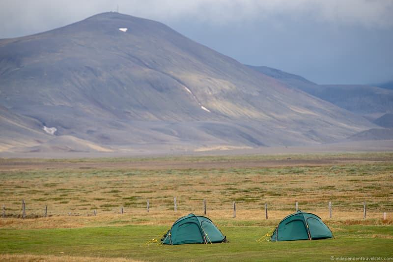 camping Iceland on a Budget Iceland budget tips how to save money