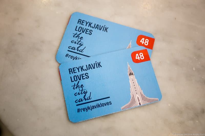 Reykjavík City Card Iceland on a Budget Iceland budget tips how to save money