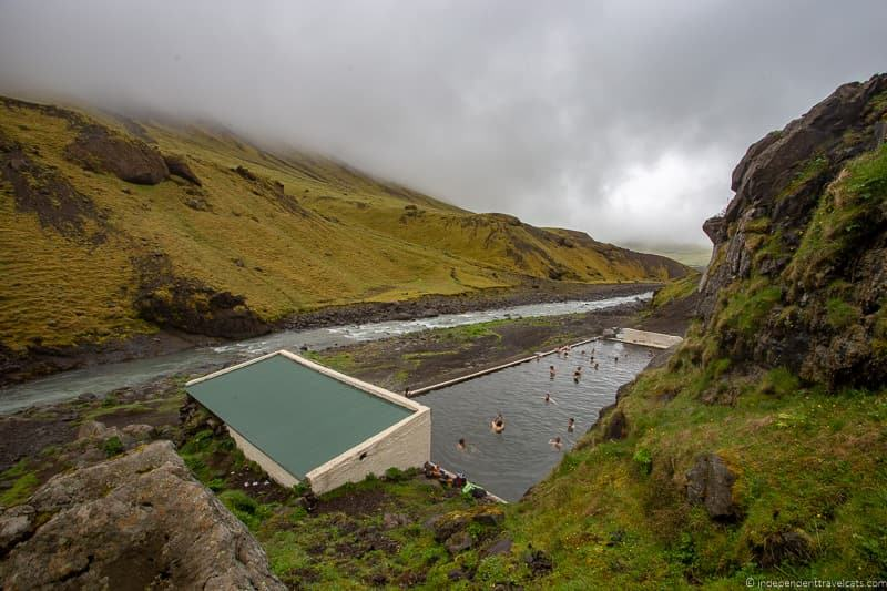 free pools Iceland on a Budget Iceland budget tips how to save money