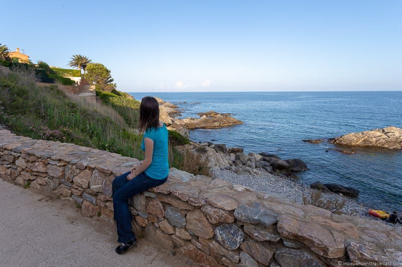 coastal hike things to do in Palamós Spain Catalonia Costa Brava