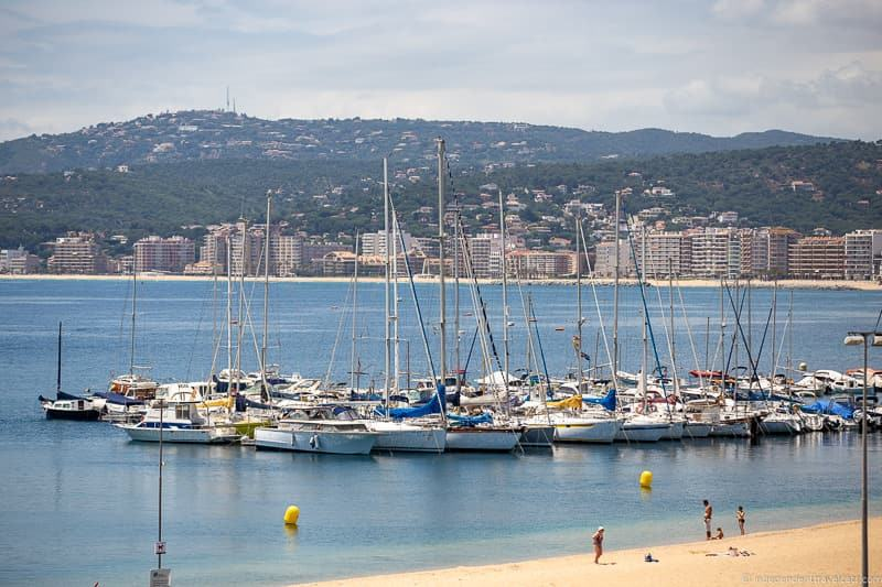 marina things to do in Palamós Spain Catalonia Costa Brava