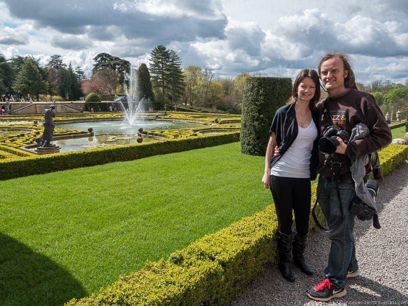 Blenheim Palace London day trip Oxford Woodstock England