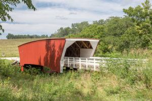 Visiting the Covered Bridges of Madison County in Iowa
