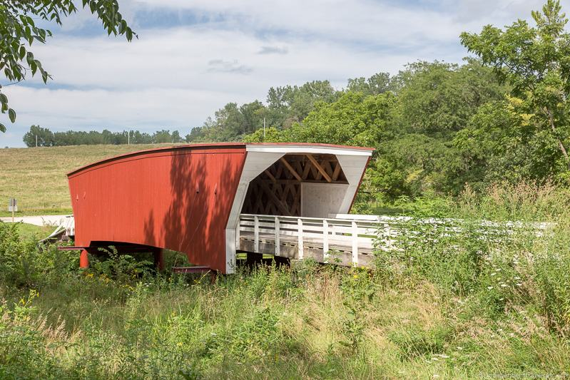 Cedar Bridge finding the covered bridges of Madison County Iowa