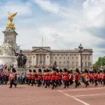 Buckingham Palace changing of the guard full day London walking tour see London highlights in 1 day London itinerary England