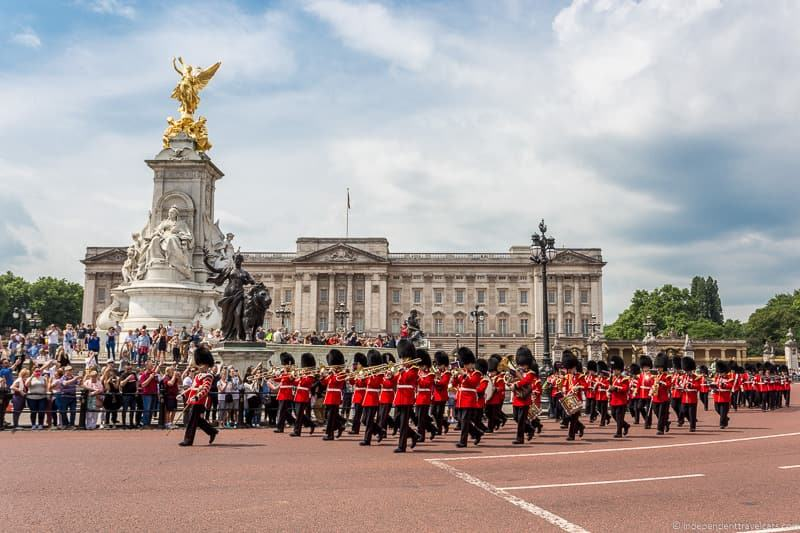 Buckingham Palace 3 Days in London 3 day London itinerary England