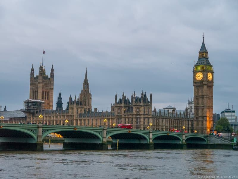 Westminster Bridge 3 Days in London 3 day London itinerary England