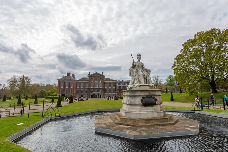 Kensington Palace 3 Days in London 3 day London itinerary England