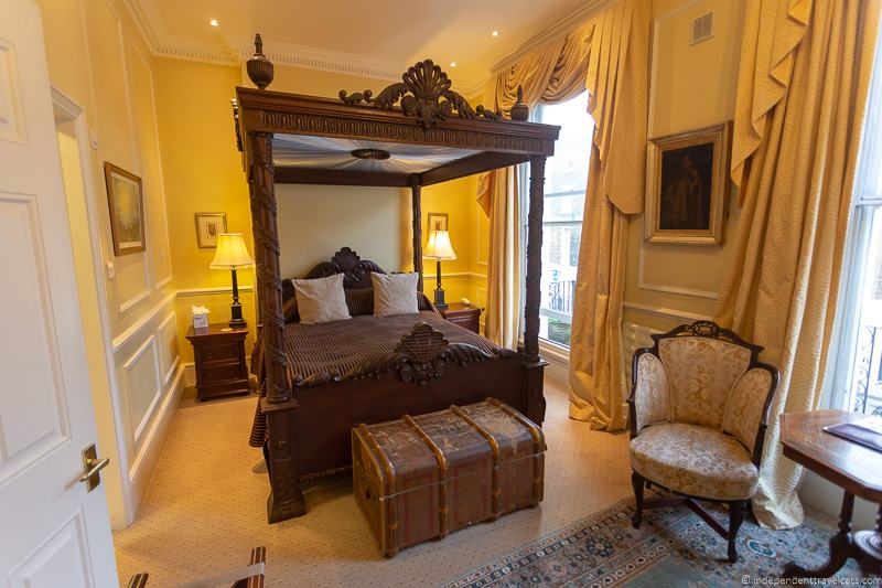 Lord Milner B&B London hotel 6 Day itinerary