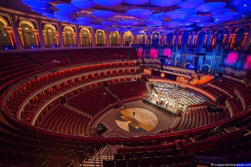 Royal Albert Hall 3 Days in London 3 day London itinerary England